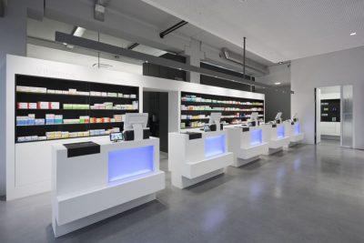 Автоматизация аптек